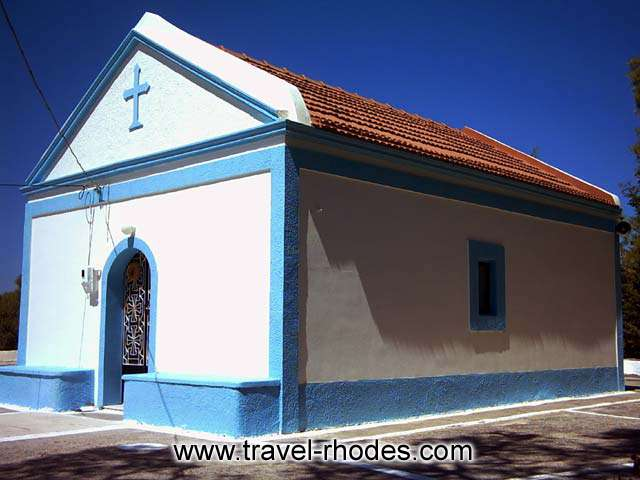 EMPONAS - A small church