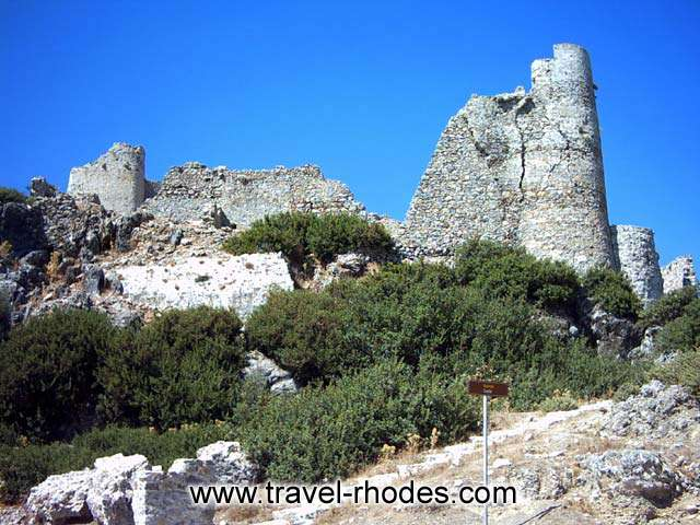 Medieval fortress of Asklipios -