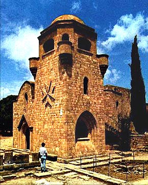 The Early Christian basilica -