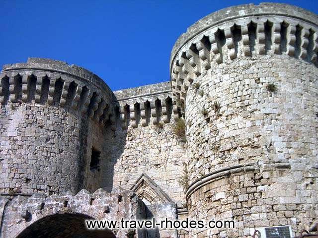 RHODES OLD TOWN -