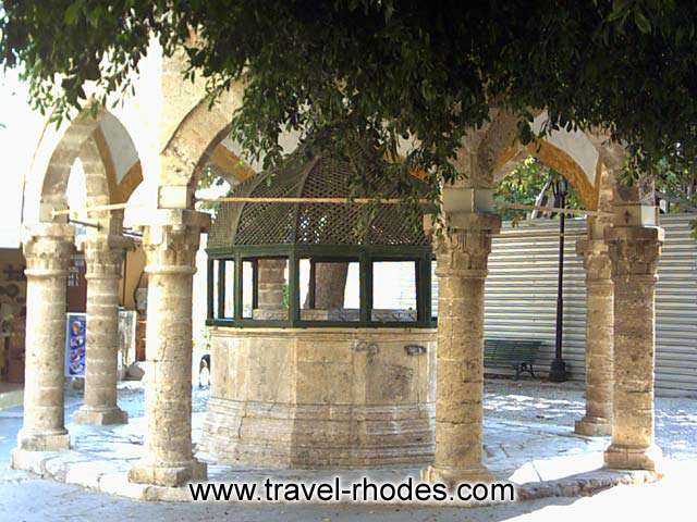 RHODES PHOTO GALLERY - RHODES OLD TOWN