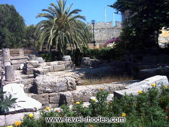 TEMPLE OF APHRODITE -