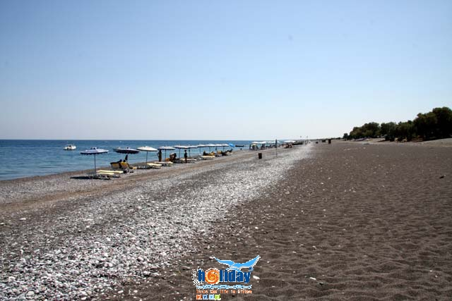 GENNADI BEACH - View of the sandy beach of Gennadi