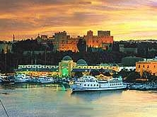 THE PORT OF RHODES -