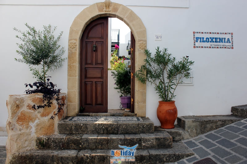 FILOXENIA COZY (Traditional Lindian Staying) IN  Lindos