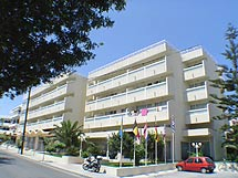 CONTINENTAL HOTEL APARTMENTS IN  8, Agiou Ioannou str.