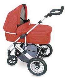 RHODES PRAMS IN  IXIA