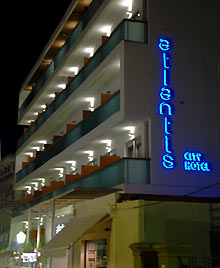 ATLANTIS CITY HOTEL  HOTELS IN  29, Ionos Dragoumi str.