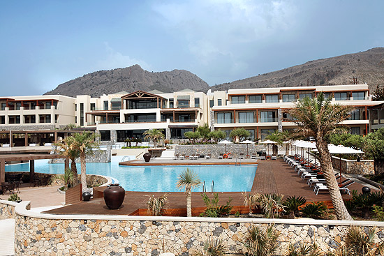 AQUA GRAND RESORT  HOTELS IN  LINDOS
