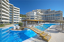 ELYSIUM RESORT  HOTELS IN  Kallithea