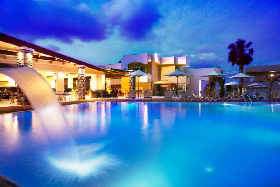 Venezia Resort Hotels In Faliraki Rhodes Greece