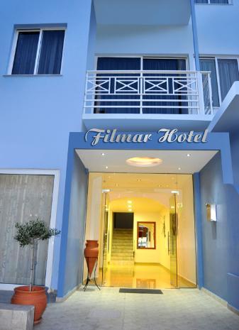 HOTEL FILMAR IN  Iraklidon Avenue Ixia Rhodes