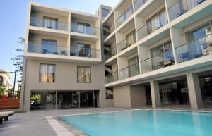 October Hotel IN  15, 28th Octovriou, Rhodes town