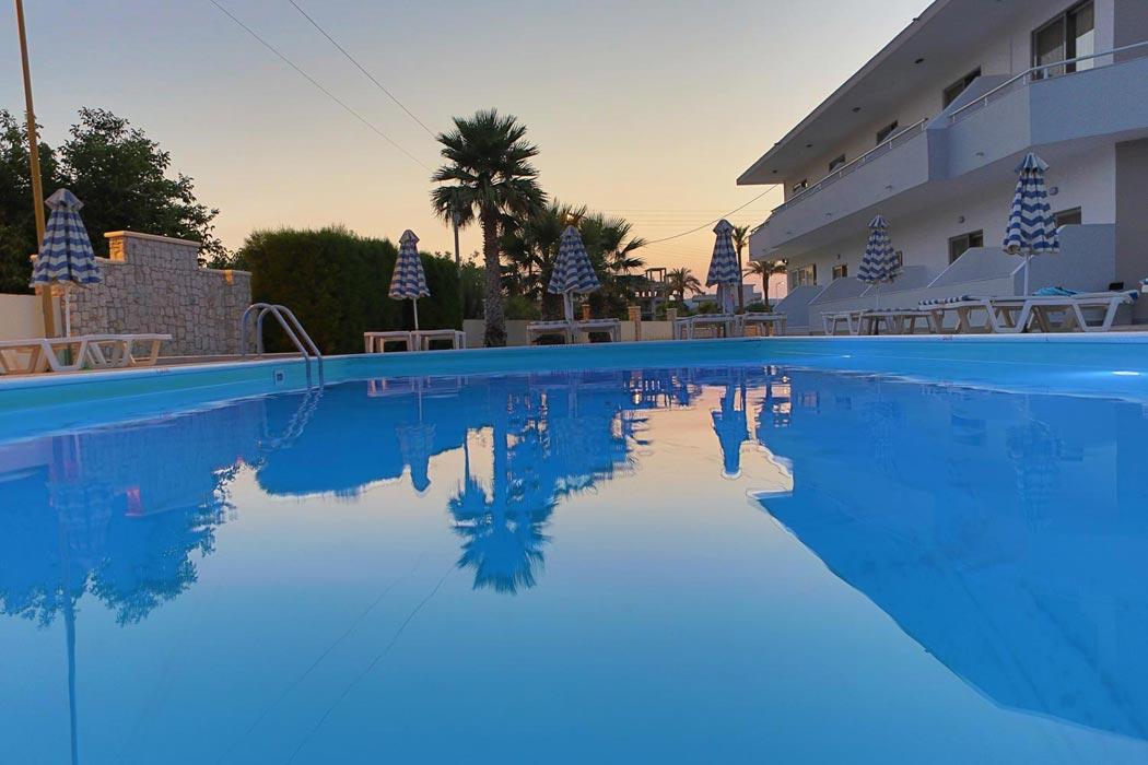 VERGINA SUN HOTEL IN  Faliraki Rhodes