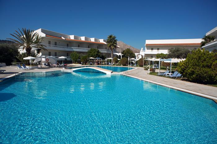 NIRIIDES BEACH HOTEL IN  Kolimbia