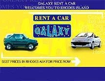 GALAXY RENT A CAR IN  Ixia - Ialisos