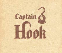 Captain hook's, Club in Rhodes town Rhodes Greece