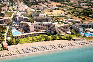 SUN BEACH RESORT COMPLEX  HOTELS IN  Ialyssos