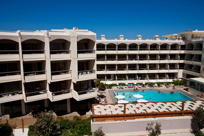 HOTEL LOMENIZ  HOTELS IN  G.Mavrou & Konstantinidi str. (Rhodes Town)