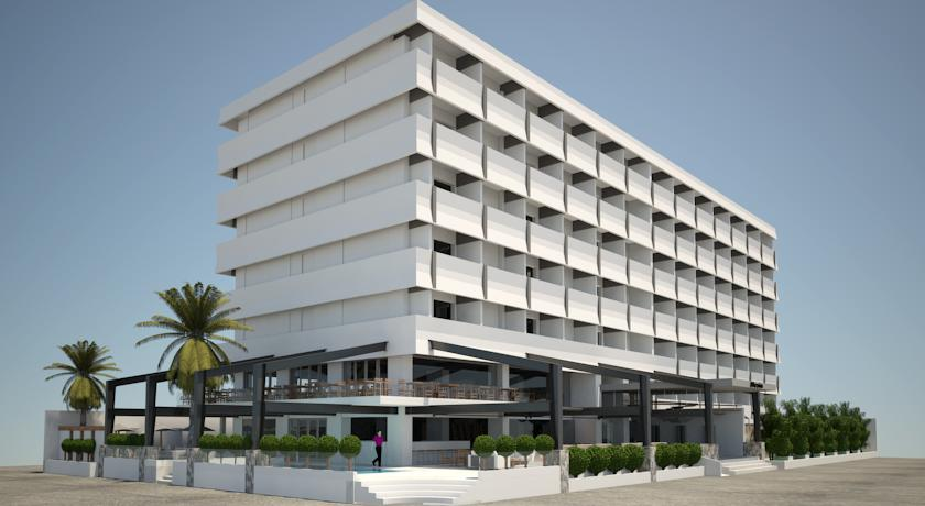 ALEXIA HOTEL  HOTELS IN  54, Orfanidou str. (Rhodes Town)
