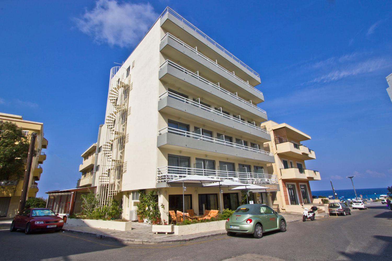 NAFSIKA HOTEL IN  8, Apollonos Amerikis str. (Rhodes Town)