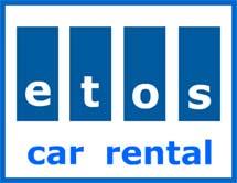 ETOS RENT A CAR IN  33 Sof. Venizelou Str.
