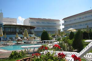 PYLEA BEACH HOTEL IN  Episkopi Beach - Ialyssos