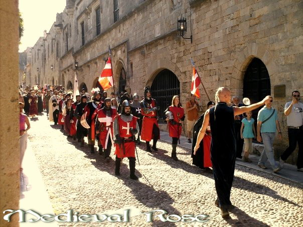 Today, Saturday May 28 at 20:00 is the official opening of the 5th Medieval Festival of Rhodes. <br><br>